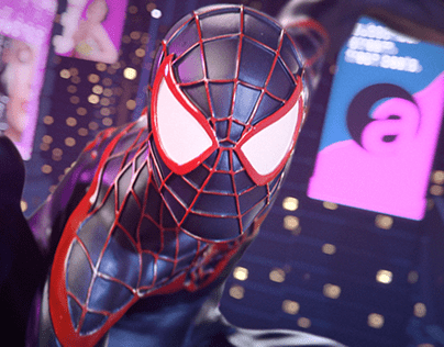 Sideshow Spider-Man Miles Morales Figure Preview