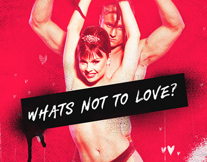 Zumanity Valentines Campaign