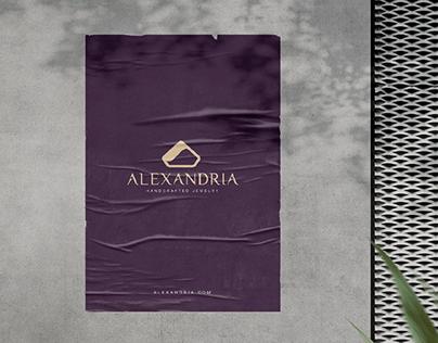 Alexandria - Branding Concept