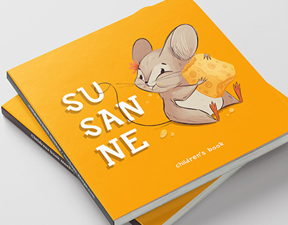 Illustrations for children's books