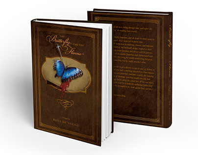 Butterfly and the Flame Book Cover