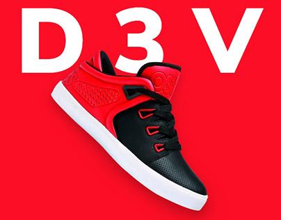 D3V - UI Design (Redesign)