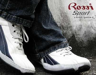 Calzados Rossi Catalog - Photoshoot