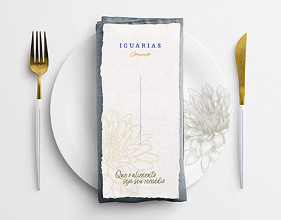 Iguarias - Visual Identity