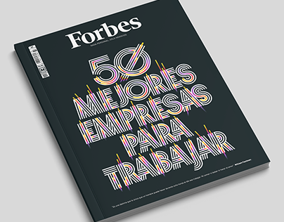 Cover for Forbes Magazine nº84