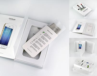 OCGlass package design