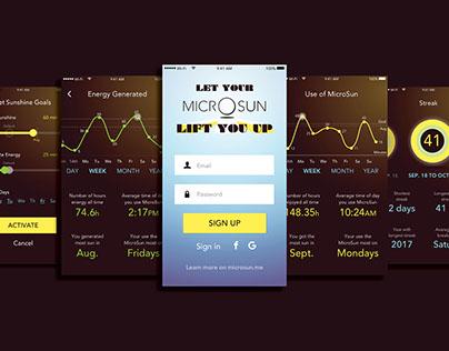 MicroSun App