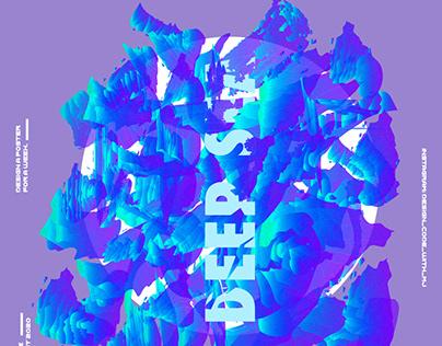 Deep Sea - 7 days poster series