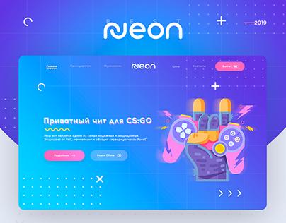 NEON.BEST — CS:GO Game design Software