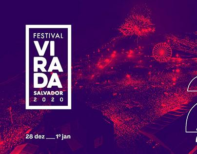 Resultado de imagem para festival da virada salvador 2020