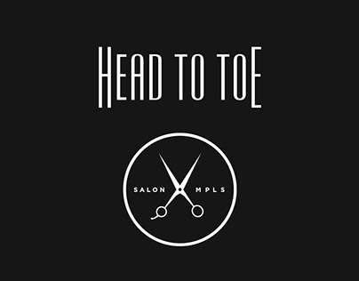 Head to Toe - Brand Identity