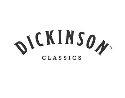 Dickinson Classic Visual Identity, Logo and Website