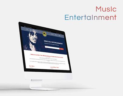 MusIc EntertaInment Website