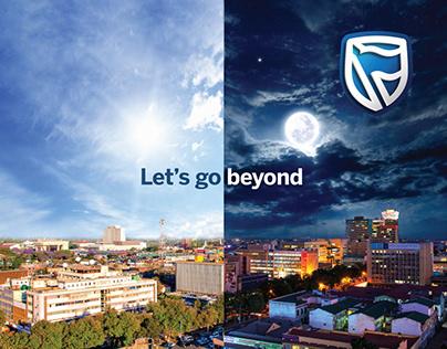 Stanbic - Let's Go Beyond - Digital Brand Campaign