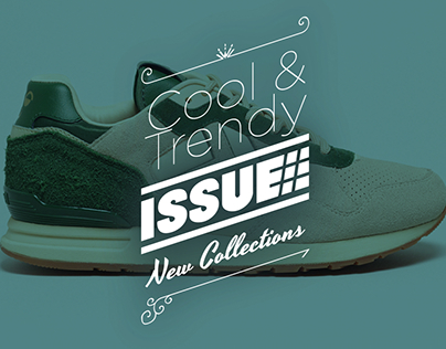 ISSUE SHOES E-Commerce website
