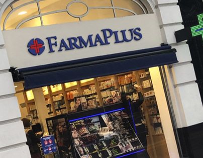 FarmaPlus | Branding