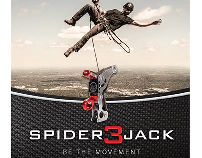 A.R.T. : Spiderjack 3 Ad Campaign
