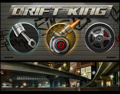 DRIFT KING - online SLOTS