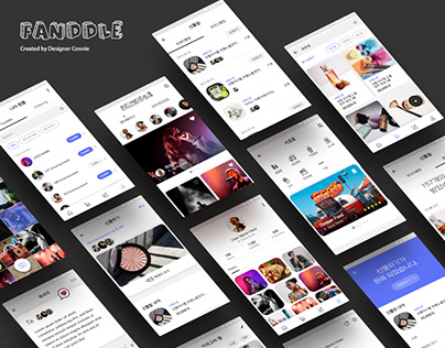 Fanddle Android Application