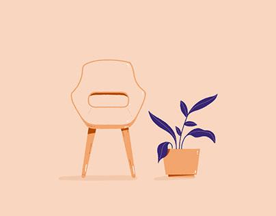 Mid-Century Modern Chairs