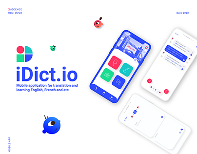 iDict - Live translation