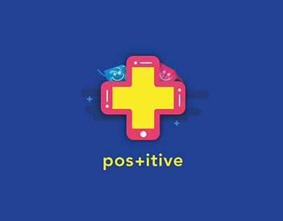 Pos+itive App
