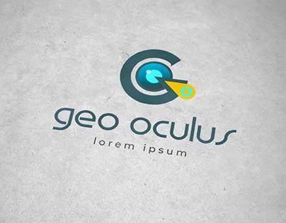 Geo Oculus l Logo concept