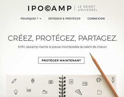 Webdesign Ipocamp