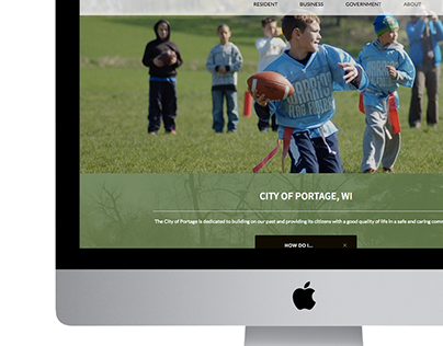 Website: City of Portage