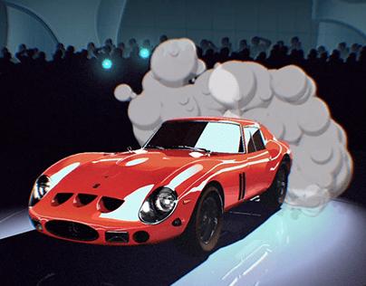 Business Wars. Ferrari vs Lamborghini