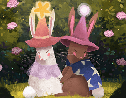 The Hare Wizards