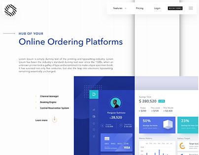 ONE - Hub of Online Ordering Platforms