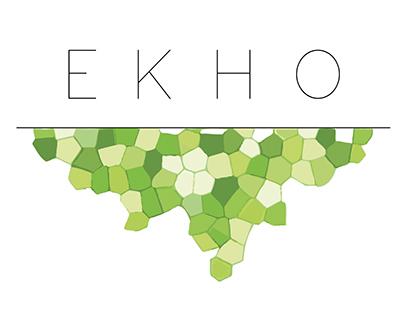 Logo - EKHO FOOD.