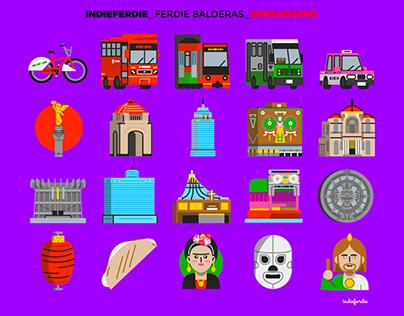 Ciudad Digital #EMOJICDMX