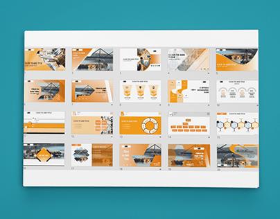 Presentation Slides Design with PowerPoint