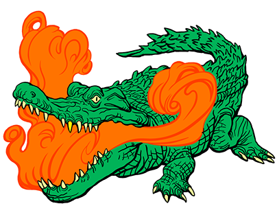 Gator Tooth: Kimchi Hot Sauce