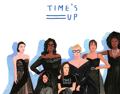 time's up!, 2018
