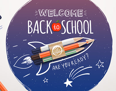 Back To School Social Media Design