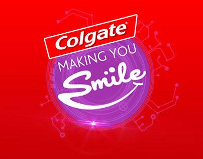 Colgate - Making you Smile