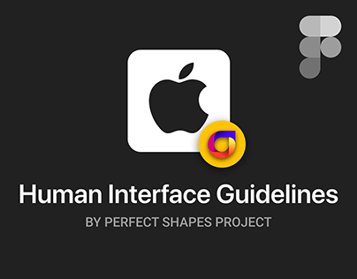 Free iOs Ui Kit For Figma by Perfect Shapes Project