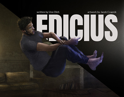 Edicius - cinematic illustrations