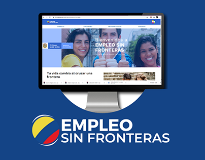 Storyboard y video final - Empleo sin fronteras