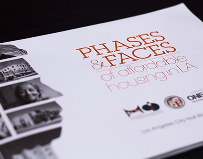 Phases + Faces of Affordable Housing in LA Exhibit