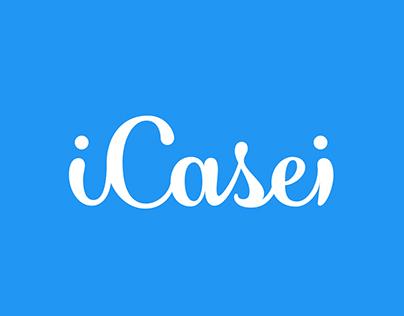 iCasei . Lettering
