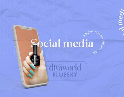 Social media - Nail Polish Brand