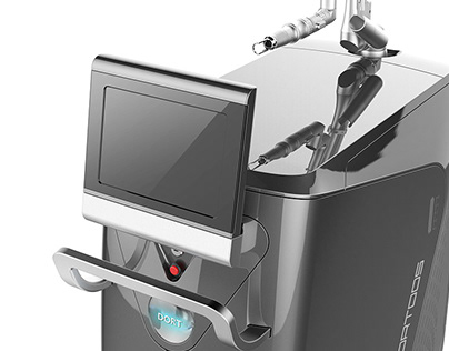 PICOSECOND LASER COSMETOLOGY DEVICE