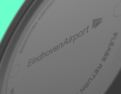 Eindhoven Airport Boarding Token