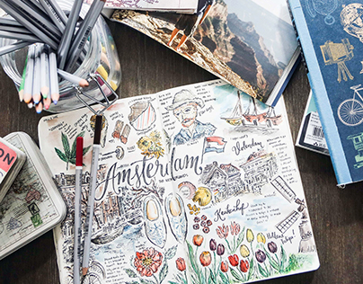 Travel Diaries: Europe (II)