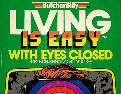 Butcher Billy's Atari Pop Art Cartridge Box Series