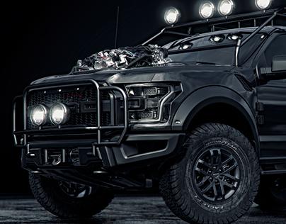 Ford Raptor // Challenge